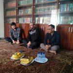 Dr. Hussein Muttaghi: Saya Merasa Terhormat Dapat Berkunjung ke yayasan Marhum Ustadz Abu Ammar