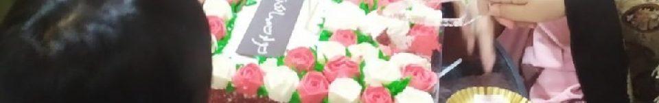 Kue Tart Untuk Ibundah Tercinta Sayyidah Fathimah as